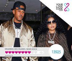 Więcej niż test miłości - Your Love Code Nicki Minaj, Love Test, Life Partners, Couple, Round Sunglasses, Movie, Feelings, Hearts, Couples
