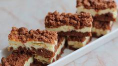 Túrós sütemény alakbarát verzióban! Régi, bevált recept egy kicsit felturbózva, amit a diétádban is nyugodtan fogyaszthatsz.