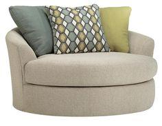 Casheral Swivel Accent Chair - Art Van Furniture