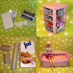 barbie möbeln - Google-Suche                                                                                                                                                                                 Mehr