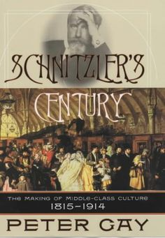 P22 Victorian Swash and P22 Victorian Gothic fonts on Schnitzler's Century: The Making of Middle Class Culture, 1815-1914