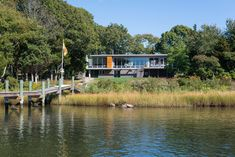 Photo 7 of 14 in Westport River House by Ruhl Walker Architects - Dwell
