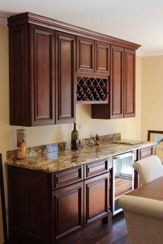 BrandyWine Maple Kitchen Cabinets - RTA Kitchen Cabinets