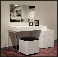 Картинки по запросу modern vanity table