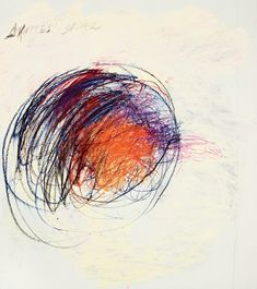 Cy Twombly, Fifty Days at Iliam Shield of Achilles, 1978. Partie I: Huile, crayon à l'huile, mine de plomb sur toile, 191,8 x 170,2 cm. Philadelphia Museum of Art, Philadelphie, gift (by exchange) of Samuel S.White 3rd and Vera White 1989-90-1 © Courtesy of Philadelphia Museum of Art, Philadelphie.