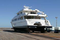 30M CRUISING CATAMARAN - Shorelinemf Aluminum Fabrication, Power Catamaran, Interior Fit Out, Fishing Vessel, Houseboats, Boat Building, Cruise, Luxury, Ship