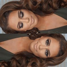 Miss USA 2014, Nia Sanchez makeup. http://youtu.be/Od0JPPJ4hCs