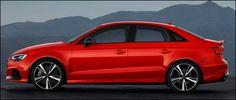2018 Audi RS3 Sedan USA Price   Primary Car