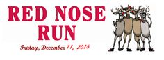 Red Nose Run 2015