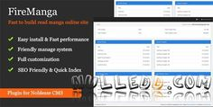 CodeCanyon  Fire Manga  Php Manga Site Builder System (Update: 06 November 15)