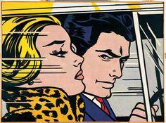 Artiste du Jour: Roy Lichtenstein