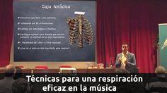 Técnicas para una respiración eficaz en la música - David Muñoz