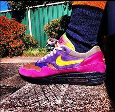 Nike Air Max 1 Grape