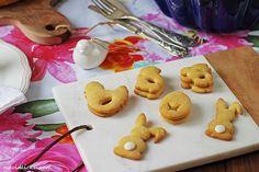 Lemon Curd Cookies / Citronové sušenky | Na vidličku food blog
