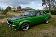 TORANA SLR 5000 Australian Muscle Cars, Aussie Muscle Cars, American Muscle Cars, My Dream Car, Dream Cars, Holden Muscle Cars, Holden Torana, Old Classic Cars, Dodge Trucks