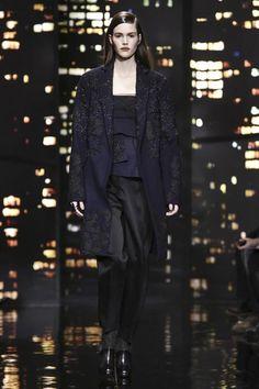 @DKNY Donna Karan Fall 2015 New York #NYFW