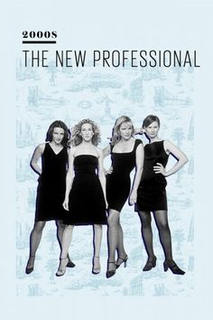 The History Of The Little Black Dress: 2000s — Sex and the City may be the image everyone recalls to mind, but the millennial woman was about way more than cosmos and vibrators. Having to juggle a career, a home life, and a busy social calendar, the LBD became a power uniform, as it could toe the line between professional and sexy with just the change of a Manolo.