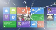 Descoberta falha de segurança no Windows 8