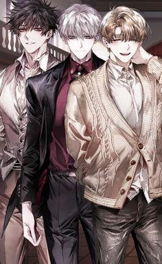 Twilight Blood Dark Anime Guys, Hot Anime Boy, Cute Anime Guys, Cute Guys, Anime Boys, Anime Sexy, Handsome Anime Guys, Handsome Boys, Mikasa
