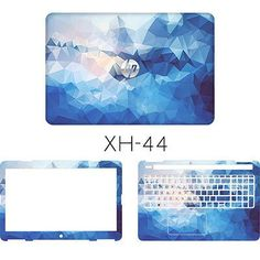 PVC Matte Laptop Sticker Decal Sticker Laptop Skin Cover For HP PAVILION 15-BC015TX 15.6 inch