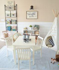 cool 63 Stunning Basement Playroom Decorating Ideas https://decoralink.com/2018/02/22/63-stunning-basement-playroom-decorating-ideas/