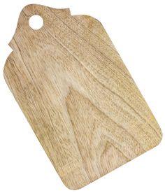 "Chop in Style – Handmade 9.5"" Cutting/ Chopping Board in Mango-Wood – Kitchen Accessory"