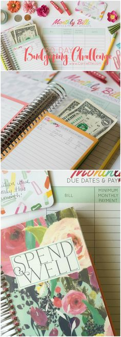 Carrie Elle 60 Day Budgeting Challenge