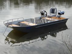 Barco de pesca de aluminio - Bote de aluminio con fondo plano y ligero La Maltiere é uma fábrica artesanal francesa de barcos de pesca e de barcos de alumínio soldados. Barco pesca -Fundo plano alumínio - Pesca - Barco - Bote - barco ligero