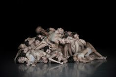 World-Renowned Dance Companies Flock Together for Photographer Nir Arieli