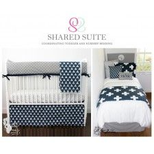 Dream nursery on pinterest crib rail cover bedroom sets for Design my own bed set