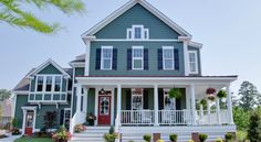 Stephen Alexander Homes - The Walnut Cottage 3200+ sq ft 4-6 Bedrooms  I love everything about this!