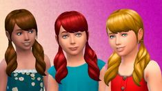 Sims 4 Hairstyles downloads » Sims 4 Updates » Page 442 of 505