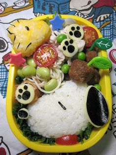 Snoopy Bento :) this is for you, Beth S!