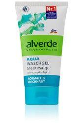 Alverde - Aqua Waschgel Meeresalge