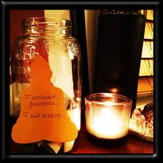 Put your favorite quotes in a jar. Randomly grab one every morning and read for inspiration.
