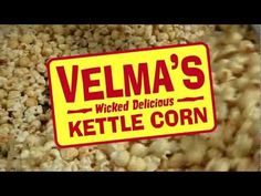 Cool Gift Ideas For Men - Kettle Corn! $20 http://velmas.org