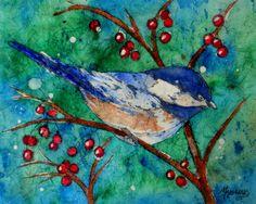 Batik Art | ... by Martha Kisling: Art Collector's Thank You Sale - Watercolor Batik