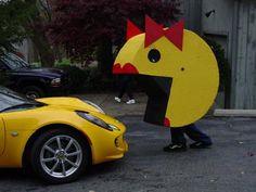 Ms. Pac-Man.