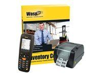 Wasp Barcode Technologies Inventory Control Standard with DT10 Mobile Computer and WPL305 Barcode Printer 633808920531