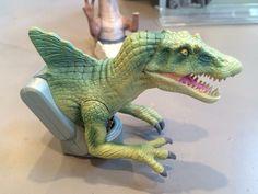 Unreleased Jurassic Park 3 toy. #JurassicPark3 #toy Jurassic Park 3 Toys, Dinosaur Stuffed Animal, Animals, Jurassic Park, Animales, Animaux, Animal, Animais