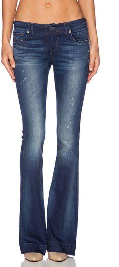 ea7248e21aa184 True Religion Charlize Flare Petite Flare Jeans