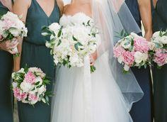 Photography: KT Merry   ktmerry.com Bridesmaids' Dresses: Rory Beca   rorybeca.com   View more: http://stylemepretty.com/vault/gallery/36744