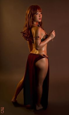 7 Pictures Of The Fittest Slave Leia In This World | CBG