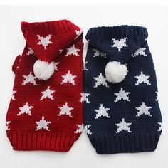 Cat  Dog Sweater KNIT Hoody Sportwear Stars design Pet Puppy Coat Jacket Warm Jumper Clothes 6 sizes // FREE Shipping //     Buy one here---> https://thepetscastle.com/cat-dog-sweater-knit-hoody-sportwear-stars-design-pet-puppy-coat-jacket-warm-jumper-clothes-6-sizes/    #pet #animals #animal #dog #cute #cats #cat