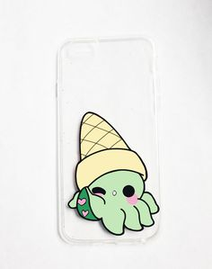 ♥ Hand painted octopus phone cases ♥ All cases will be made to order ♥ This design is individually hand-painted using special permanent acrylic Food Phone Cases, S8 Phone Cases, Phone Cases Samsung Galaxy, Cute Phone Cases, Diy Phone Case, Pc Cases, Iphone 6 Cases Clear, Iphone 7, Mobiles