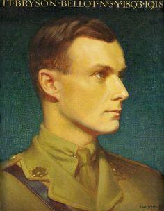 Lieutenant Bryson Bellot (1893–1918), NSY