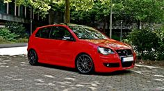 Polo GTI RED