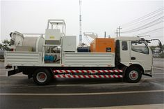 Traction integrated maintenance car,A multi-purpose road integrated maintenance car