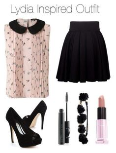 """""""Untitled #41"""" by teen-wolf-sis ❤ liked on Polyvore"""