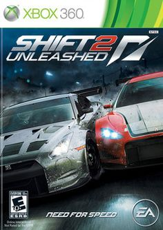 NFS Shift 2 Unleashed